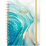"Ruled Notebook/Journal - Lined Journal with Premium Thick Paper, 8.46"" X 6.37"", College Ruled Spiral Journal/Notebook, Banded"