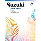Suzuki Violin School, Vol 1: Violin Part (Book & CD): International Edition