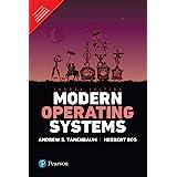 Modern Operating Systems [Paperback] [Jan 01, 2016] Andrew S Tanenbaum