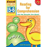 Excel Early Skills English Book 10: Reading for Comprehension Ages 5-6