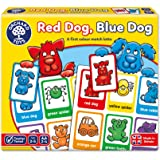 Orchard Toys - Red Dog, Blue Dog