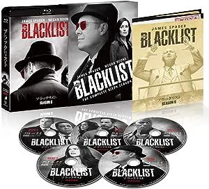 ブラックリスト シーズン6 ブルーレイ コンプリートBOX(初回生産限定) [Blu-ray]