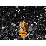 Kobe Bryant NBA Finals 2010 Poster - 18 × 24 Inch