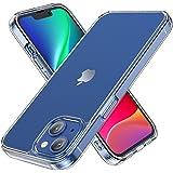 【Amazon限定ブラント】 日丸素材 ケース iPhone13 用 カバー iPhone 13 対応 ケース 背面 PC バンパー TPU クリア カバー 6.1インチ アイフォン13 用 HSC21H284