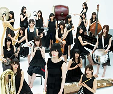 欅坂46  iPhone/Androidスマホ壁紙(960×800)-1 - 楽器を持った欅坂46