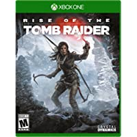 Rise of the Tomb Raider (輸入版:北米) - XboxOne