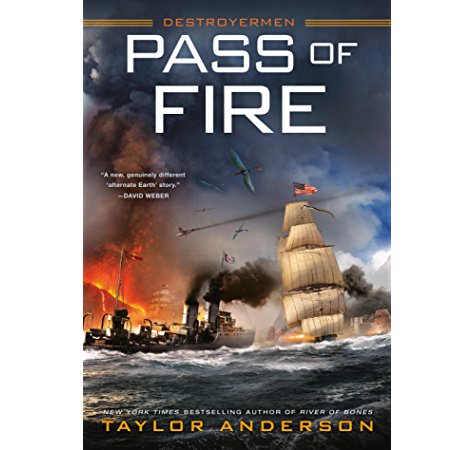 Amazon Co Jp Pass Of Fire Destroyermen Book 14 English Edition 電子書籍 Anderson Taylor Kindleストア