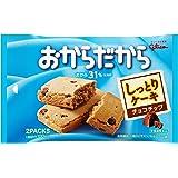 江崎グリコ おからだから チョコチップ 2枚×10個 栄養補助食品