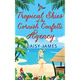 Tropical Skies at the Cornish Confetti Agency