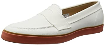 Penny Boat Shoes 11-31-0411-750: White