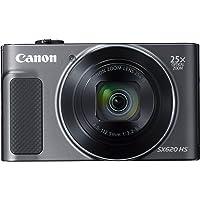 Canon Compact Digital Camera PowerShot SX620 HS Black, 25X Optical Zoom, PSSX620HS (BK)