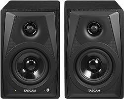 TASCAM 2ウェイパワードモニタースピーカー 3インチ ペア VL-S3BT