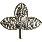 VRINDAVANBAZAAR.COM Belpatri Leaves for Lord Shiva Pooja (Silver Plated) 51 Pieces