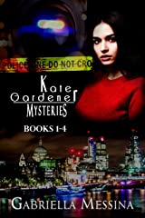 Kate Gardener Mysteries Books 1-4 Kindle Edition