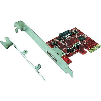 Amazon | Ableconn PU31-2C-2 USB 3.1 Gen 2 (10 Gbps) 2ポート、タイプC PCI ...