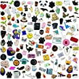 Mixed Enamel Lapel Pin Set 20 Pieces | Decoration for Backpack, Hat and Jacket