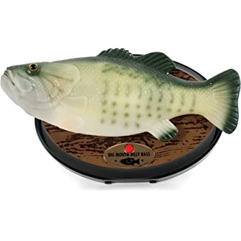 Big Mouth Billy Bass Decoration ビッグ マウス ビリー バス