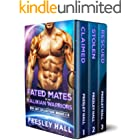 Fated Mates of the Kalixian Warriors Collection Books 1-3: A Sci-Fi Alien Romance