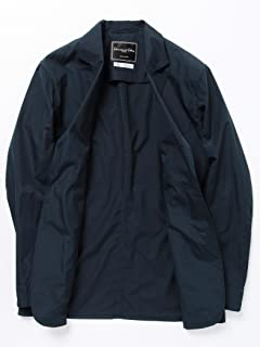 Broadcloth Jacket 11-16-0923-107: Navy