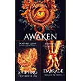 Firemancer Collection: The Fated Chronicles Books 1-3 (Awaken: Heirs of Magic, Shifting: Prophecy of Fire, Embrace; Trials of