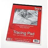 Darice tracing Paper, 97490-3, White, 1 Pack