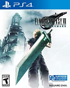 Final Fantasy VII Remake (輸入版:北米) - PS4