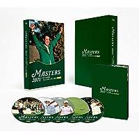 THE MASTERS 2021 日本人初制覇 松山英樹 4日間の激闘 豪華版 [DVD]