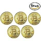 ビットコイン Bitcoin Collectible ギフト バーチャル レプリカ 仮想 通貨 コイン グッズ アートコ…