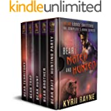 Bear - Mated and Hunted: The Complete 5 Book Series (Bear Lodge Shifters)