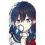 俺を好きなのはお前だけかよ FVGA(480×800)壁紙 パンジー / 三色院 菫子(さんしょくいん すみれこ)