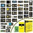 KEYESTUDIO 37 in 1 Sensor Module Kit for Arduino UN0, MEGA 2560, Programming Project, Electronics Components STEM Education S