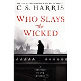 Who Slays the Wicked (Sebastian St. Cyr Mystery Book 14)
