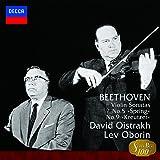 ベートーヴェン:ヴァイオリン・ソナタ第5番(春)・第9番(クロイツェル)