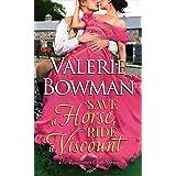 Save a Horse, Ride a Viscount (The Footmen's Club Book 4)