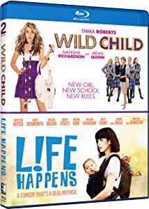 Wild Child & Life Happens: Double Feature [Blu-ray]