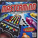 Hasbro Gaming Mastermind The Classic Code Cracking Game for Ages 8 and Up, for 2 Players