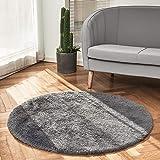 OhGeni Machine Washable Area Rug for Bedroom, Dorm Room, Fluffy Soft Faux Fur Rugs Non-Slip Floor Carpet, Kids Nursery Modern