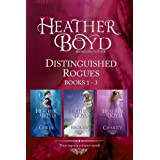Distinguished Rogues Book 1-3: Chills, Broken, Charity (Distinguished Rogues Boxed Set 1)