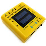 PoE Texas PoE-Tester   Inline Tester for Power Over Ethernet   Display 20 to 56 Volts, 0-5 Amps and Display Actively Used Pow