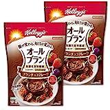 【Amazon.co.jp限定】 【セット買い】 ケロッグ オールブラン ブランチョコフレーク 390gx2個 機能性表示食品