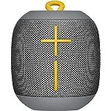 Ultimate Ears WONDERBOOM Phantom Black Super Portable Waterproof and Shockproof Bluetooth Speaker Core Lineup Regular Stone G