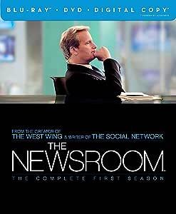 Newsroom: Comp First Season Select [Blu-ray] [Import]