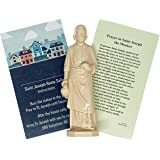 Saint Joseph Home Seller Kit 7.6cm Statue with Instruction Card