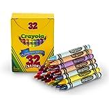 Crayola 32 Count Crayons Tuck Box