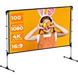 VANKYO Projector Screen with Stand