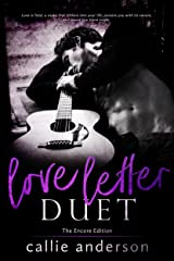 Love Letter Duet: The Encore Edition Kindle Edition