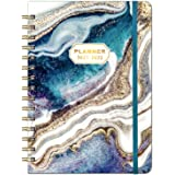 """2021 Planner – Weekly Monthly Planner 2021 for January 2021 – December 2021, 6.4""""x 8.5"""", Flexible Cover Planner with Elastic"""