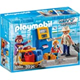 PLAYMOBIL Family at Check-in Building Set