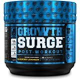 Growth Surge Post Workout Muscle Builder with Creatine, Betaine, L-Carnitine L-Tartrate - Daily Muscle Building & Recovery Su