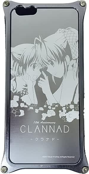 『CLANNAD』×『GILD design(ギルドデザイン)』iPhone 6Plus/6sPlusケース グレー モデル